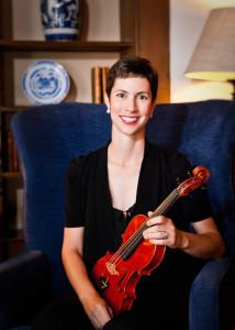 Anna Genest – Violinist