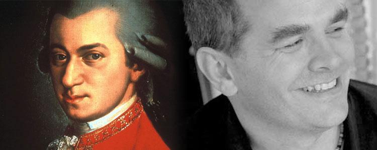 David Bruce and Mozart