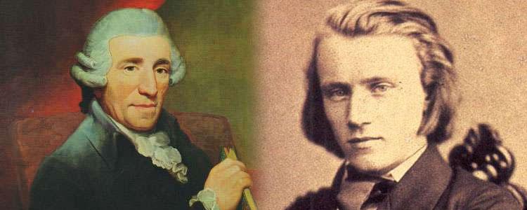 Haydn and Brahms