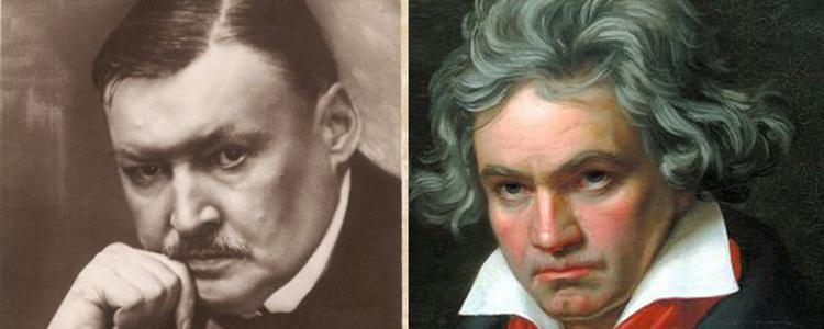 Beethoven & Glazunov
