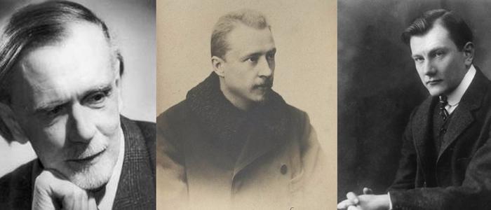 Kodály, Wolf & Dohnányi