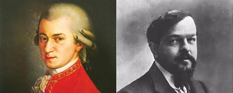 Mozart & Debussy