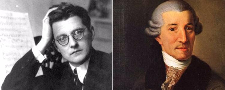 Haydn & Shostakovich